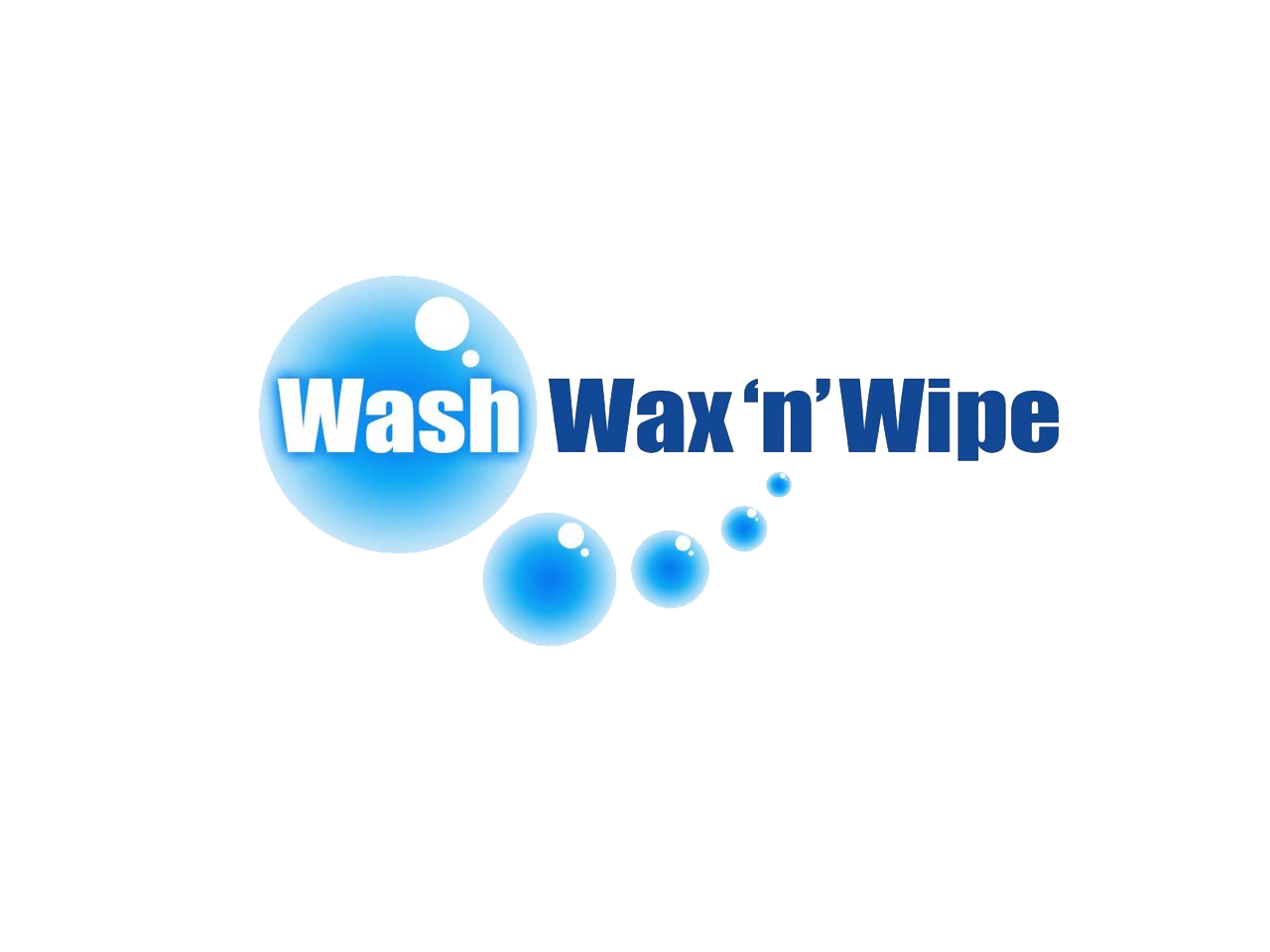 Wash Wax 'n' Wipe